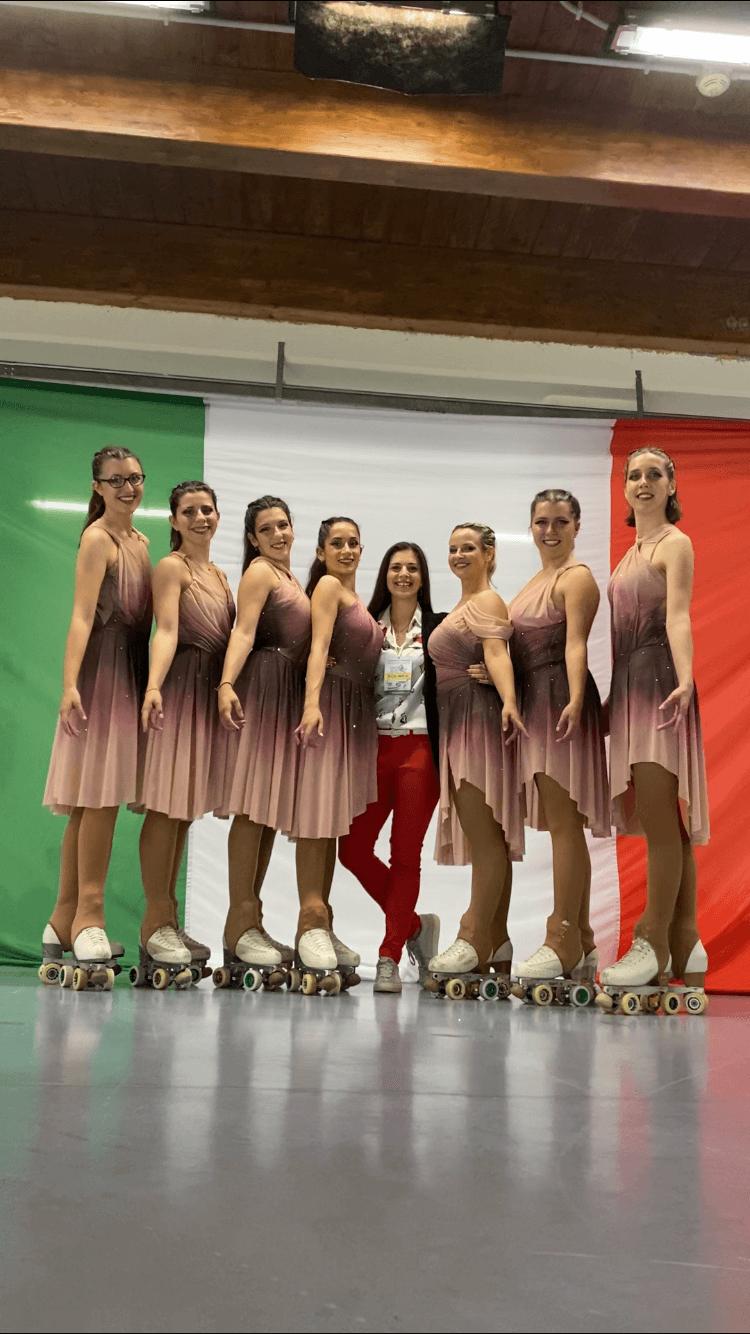 Campionati Italiani FISR 2021 Pattinaggio artistico